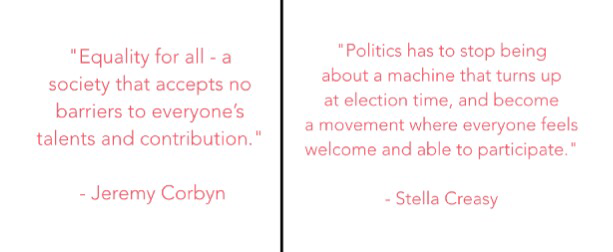 The Corbyn-Creasy effect. Why these two make for the ideal Labour leadershipcombination.